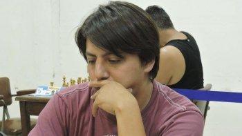 Andrés Aguilar demostró su categoría en la última fecha del torneo Interprovincial de ajedrez.