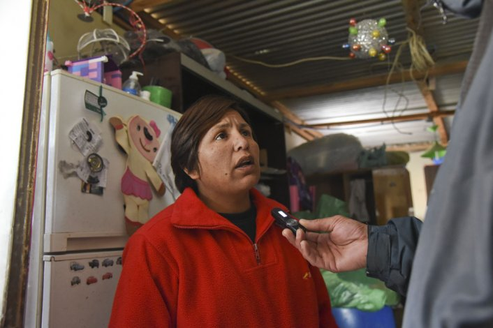 Karina Aparicio contó que el dueño del perro le ofreció 1.000 pesos si no hacía la denuncia.