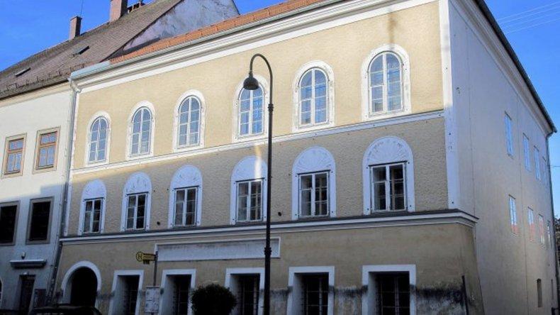 Austria derribará la casa de Hitler