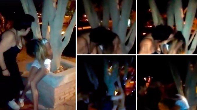 Dos mujeres golpean a adolescentes en Santiago del Estero