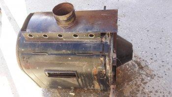 Tienen el tamaño de una cocina, funcionaban a lámpara de aceite y forman parte de la historia de Comodoro Rivadavia.