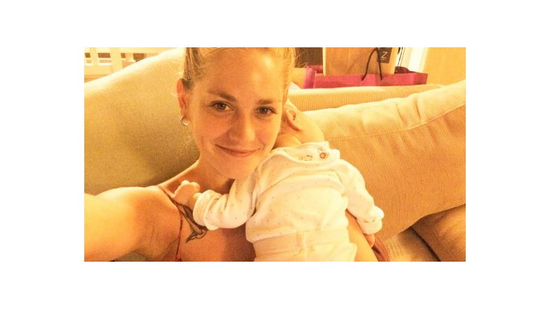 Fuertes confesiones de Rocío Igarzábal sobre la maternidad