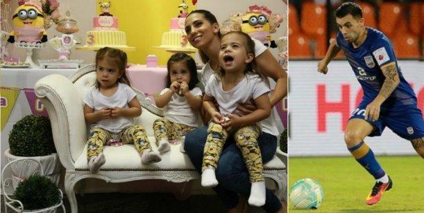 ¿Cinthia Fernández se va a vivir con sus hijas a India?