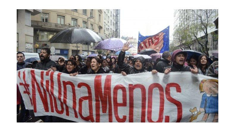 Un día antes de la marcha secuestraron y violaron a una joven en Mar del Plata