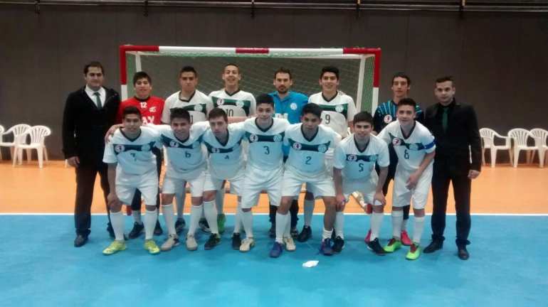 Comodoro enfrenta a Rosario en cuartos de final del Argentino Juvenil