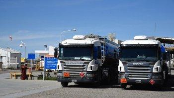 el ministerio de trabajo de la nacion dicto conciliacion obligatoria para camioneros