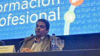 Triaca ponderó el acuerdo entre Gobierno, empresarios y gremialistas por el bono de fin de año.