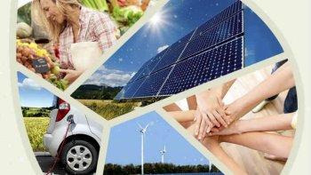 Inauguró la feria ecológica más importante del país.