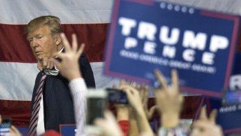 El candidato a presidente por el Partido Republicano, Donald Trump, avanza en generar polémicas.