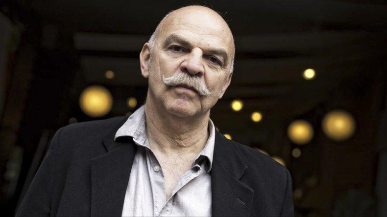 Caparrós vive en España pero vino a Argentina a presentar su novela Echeverría.