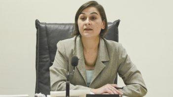 Daniela Arcuri, juez de la causa por el homicidio de Eduardo Funes.