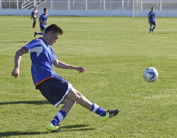 Germán Martínez será el responsable de marcar la punta derecha en la CAI.