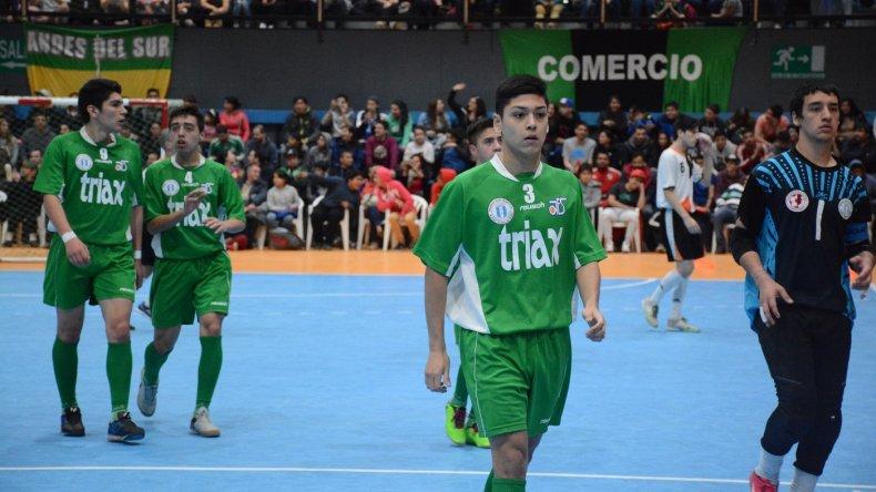 Comodoro venció a Rosario y jugará la semifinal del Argentino Juvenil