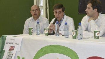 En el club Gimnasia y Esgrima se lanzó la tercera edición de Comodoro Solidario, campaña que este año buscará juntar $1.300.000 para el Hospital Regional.