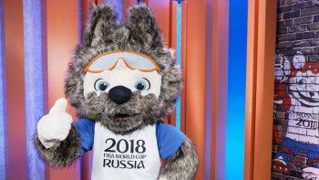 presentaron a zabivaka, la mascota oficial del mundial de rusia 2018