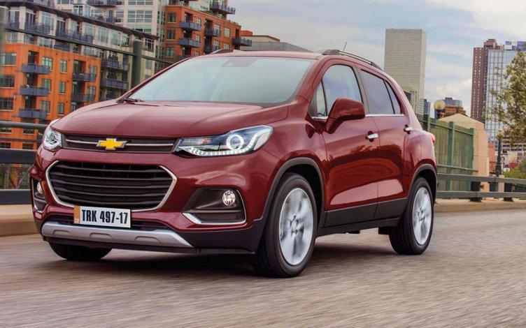 Nuevo Chevrolet Tracker: presentación en San Pablo y lanzamiento en 2017