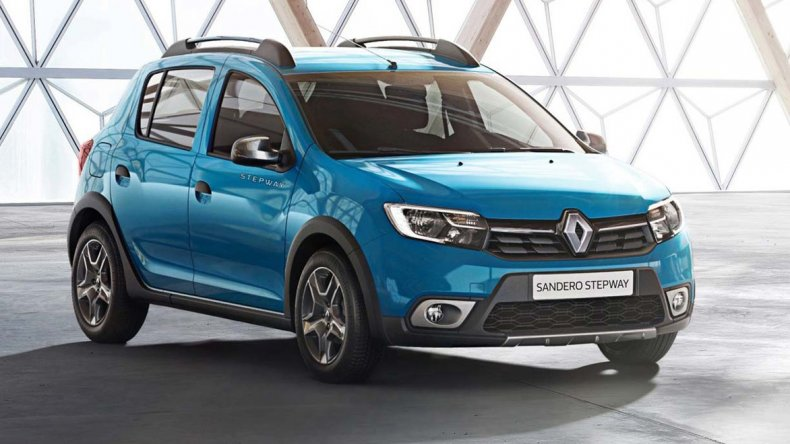 Los Renault Logan y Sandero se actualizan