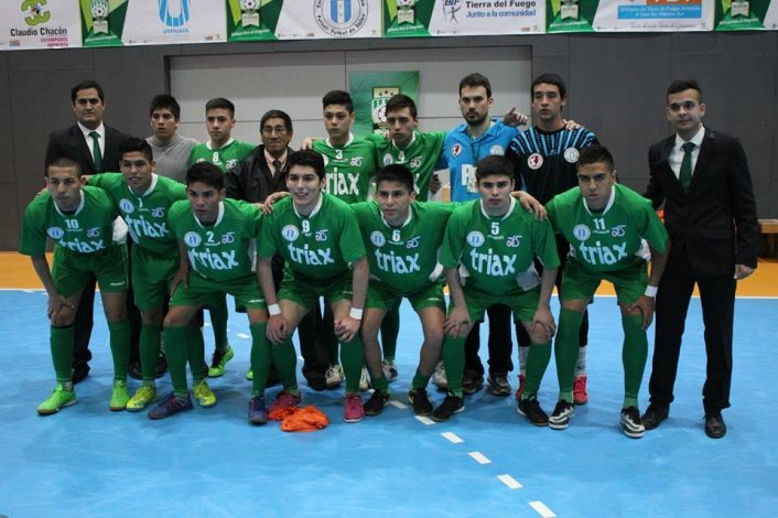 Comodoro Rivadavia cumplió un dignísimo papel en el Argentino Juvenil de fútbol de salón que se jugó en Ushuaia.