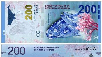 las medidas de seguridad del nuevo billete de $ 200