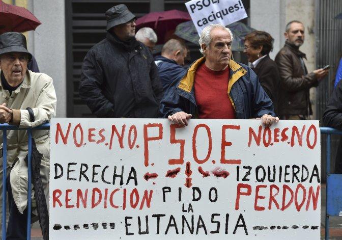 España se encamina a un nuevo gobierno del PP en minoría.