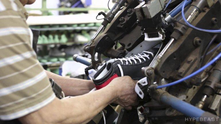 Entre los fabricantes argentinos de zapatillas existe preocupación por el mayor ingreso de importaciones.