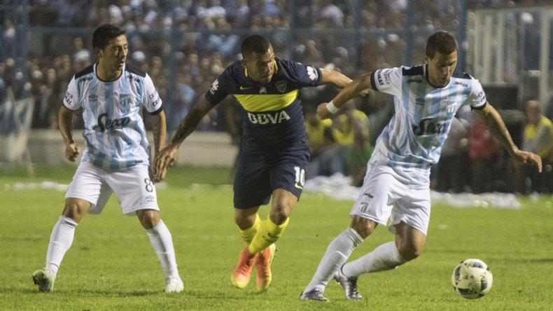 Boca no pudo volverse a Buenos Aires con la victoria y quedó un poco lejos de la punta.