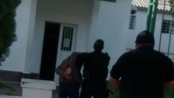 lezcano espera la audiencia de control de detencion