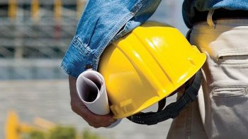 El registro de trabajadores de la construcción acumula una caída de 12% en lo que va del año.