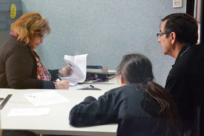 Durante toda la semana se puede registrar la inscripción para el ingreso al secundario.