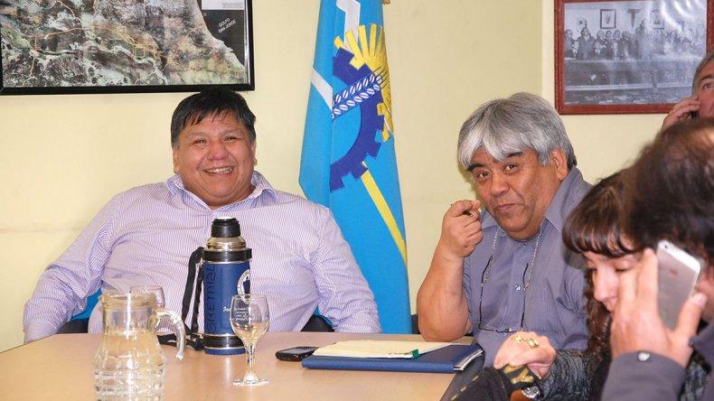 Jorge Avila se manifestó satisfecho por las encuestas que le sonríen y cuestionó a las operadoras que pretenden imponer una flexibilización laboral.