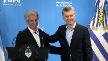macri: venezuela en estos terminos no puede ser parte del mercosur