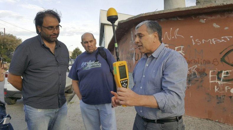 El ingeniero Miguel Angel Staiano está a cargo de las charlas técnicas.