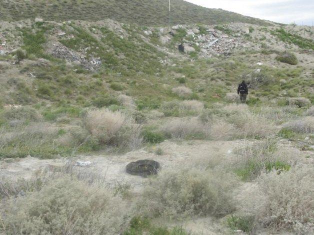 La policía efectuó un rastrillaje en descampados de El Infiernillo y zona de costanera