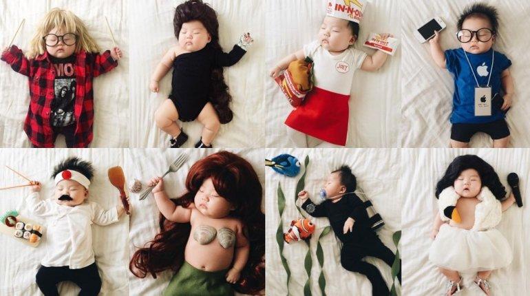 Joey tiene seis meses y es la reina de Instagram