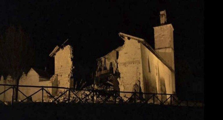 Hubo algunos derrumbes pero en edificios ya afectados.