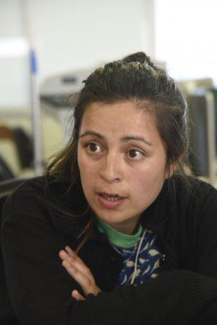 Noelia Riquelme invitó a los interesados a sumarse a este gran festival autogestivo.
