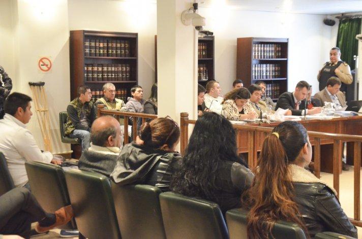 El Tribunal Oral Federal condenó a quince de los 17 procesados en la causa Narco Apadrinados.