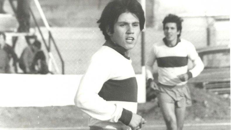 Miguel Maravilla Cardoso en acción