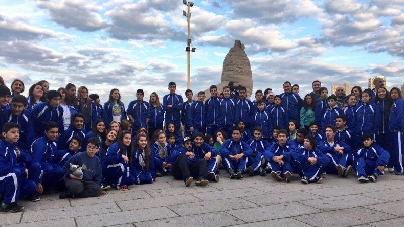 Finalizaron los Juegos Nacionales Evita en Mar del Plata