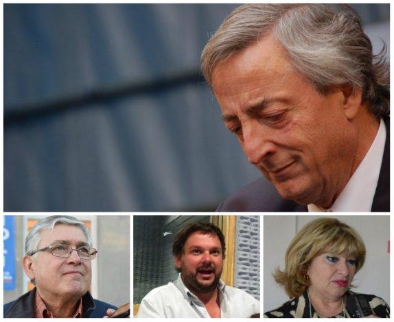 A seis años de la muerte de Néstor Kirchner, dirigentes chubutenses lo recuerdan