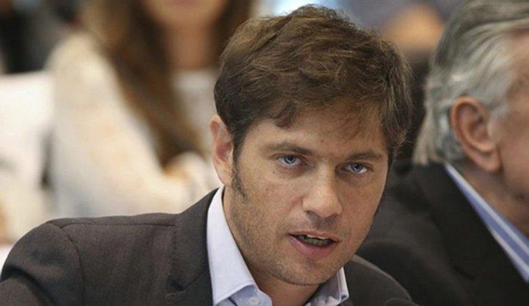 Axel Kicillof se refirió al Proyecto de Presupuesto 2017.