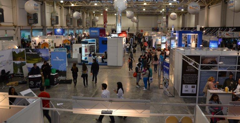 En el Predio Ferial comienza la  Expo de Turismo y Gastronomía