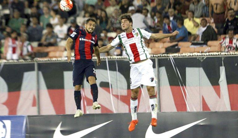 San Lorenzo aguantó el 1-0 y se clasificó para las semifinales de la Copa Sudamericana.