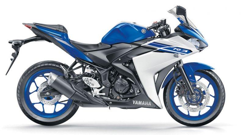 Yamaha presentó la nueva Serie YZF-R