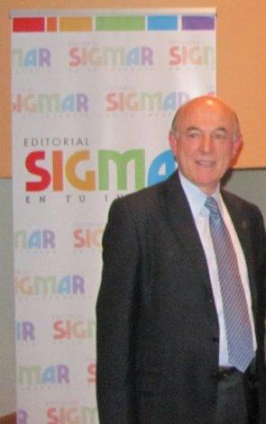 En una entradera, asesinaron al presidente de la editorial Sigmar