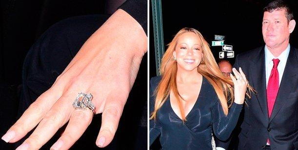 Mariah Carey habría cancelado su show porque su novio la dejó por derrochar plata