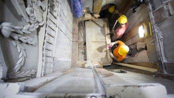 arqueologos abren la tumba de jesus despues de siglos