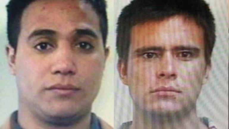 Matías Maximiliano Milatich y Leonardo Oscar Mercado fueron apresados por integrantes del Grupo Halcón.