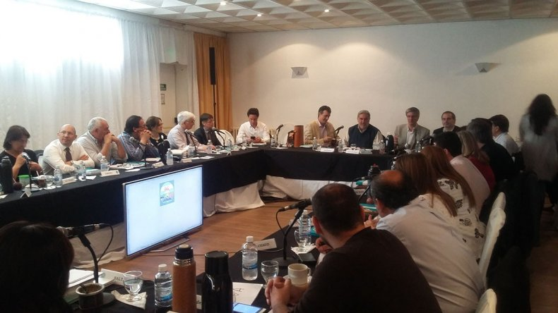 La 75ª Asamblea del Consejo Federal de Educación sesionó en Villa Futalaufquen.