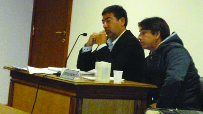 Pablo Aguirre está acusado de intentar robar vacas y podría recibir cinco años de cárcel.